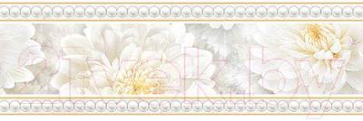 Бордюр для ванной Intercerаmа Elegance БШ 81 071 (230x95, серый)