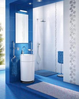 Бордюр для ванной Intercerаmа Brina БВ 23 071 (400x70)