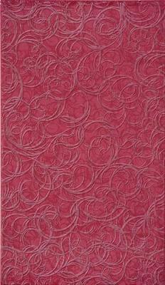 Плитка Intercerаmа Brina 2340 23 042 (400x230, темно-розовый)