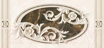 Декоративная плитка Intercerаmа Fenix Д 93 071 1 (500x230, серый)