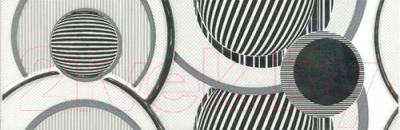 Бордюр Intercerаmа Fluid БШ 15 061 1 (230x75, белый)