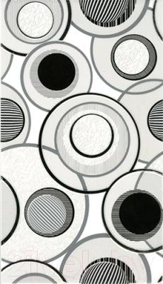 Плитка для ванной Intercerаmа Fluid Д 15 061 1 (400x230, белый)