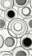 Декоративная плитка Intercerаmа Fluid Д 15 061 1 (400x230, белый) -