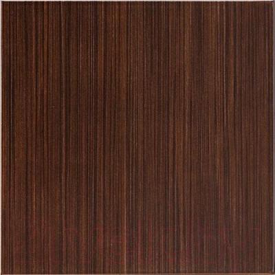 Плитка Intercerаmа Venge 3535 01 012 (350x350, темно-коричневый)