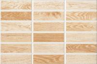 Плитка для стен кухни Intercerаmа Madera 2335 51 031 (350x230, светло-коричневый) -