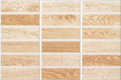 Плитка Intercerаmа Madera 2335 51 031 (350x230, светло-коричневый)