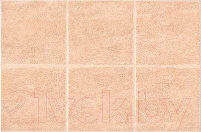Плитка для стен кухни Intercerаmа Lucia 2335 21 022 (350x230, темно-бежевый)