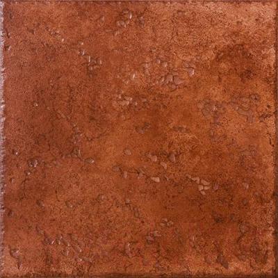 Плитка для пола Intercerаmа Bari 3535 07 034 (350x350, красно-коричневый)