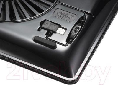 Подставка для ноутбука Deepcool N1 (черный)