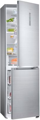 Холодильник с морозильником Samsung RB38J7861S4/WT