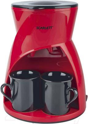 Капельная кофеварка Scarlett SC-CM33001