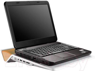 Подставка для ноутбука Deepcool XDC-M3 (оранжевый)