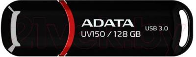 Usb flash накопитель A-data DashDrive UV150 128GB (AUV150-128G-RBK)