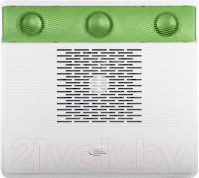 Подставка для ноутбука Deepcool XDC-M3 (зеленый)