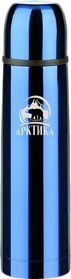 Термос для напитков Арктика 102-1000 (синий)
