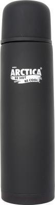 Термос для напитков Арктика 103-1000 (черный)
