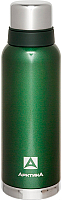 Термос для напитков Арктика 106-1200 (зеленый) -