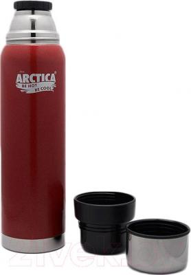 Термос для напитков Арктика 106-900 (красный)