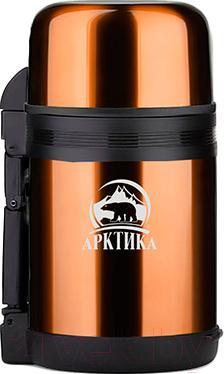 Термос универсальный Арктика 202-1000 (кофейный)