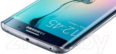Смартфон Samsung Galaxy S6 Edge / G925F (64Gb, черный)