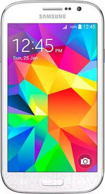 Смартфон Samsung Galaxy Grand Neo Plus Duos / I9060L/DS (белый)