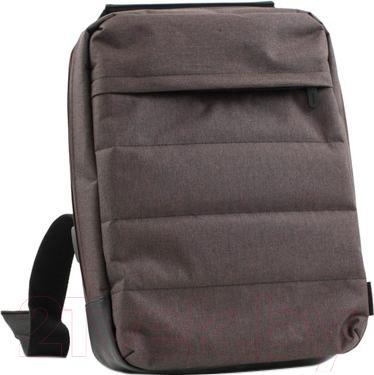 Рюкзак для ноутбука Acme Peak Messenger Bag-backpack 16M38 (серый)