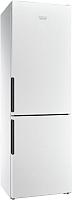 Холодильник с морозильником Hotpoint HF 4180 W -