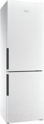 Холодильник с морозильником Hotpoint HF 4180 W