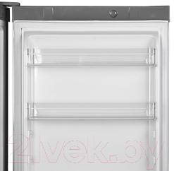 Холодильник с морозильником Indesit DFM 4180 S