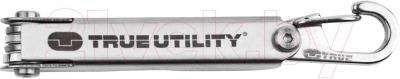 Брелок-мультиинструмент True Utility Microtool TU242 - в собранном виде