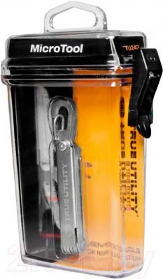 Брелок-мультиинструмент True Utility Microtool TU242 - коробка