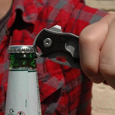 Брелок-мультиинструмент True Utility Smartknife TU573 - пример использования