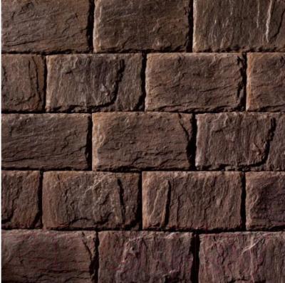 Декоративный камень Royal Legend Палаццо Питти коричневый 05-780 (340x200x12-17)
