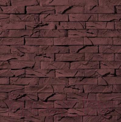 Декоративный камень Royal Legend Вавилон коричневый 03-540 (240x60x07-15)