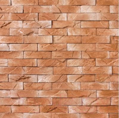 Декоративный камень Royal Legend Вавилон оранжевый 03-305 (240x60x07-15)