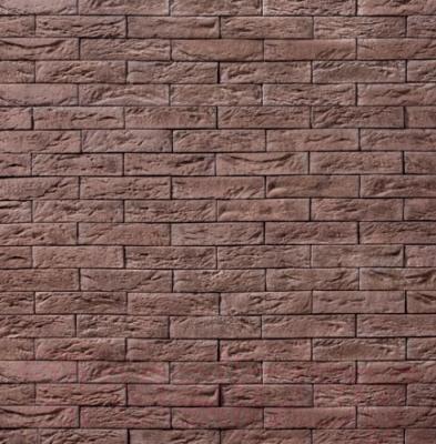 Декоративный камень Royal Legend Шамбор серо-коричневый 09-680 (200x50x04-07)