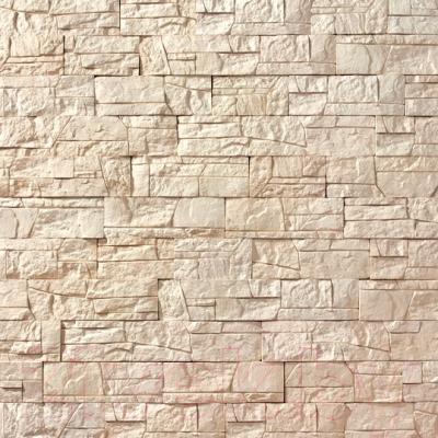 Декоративный камень Royal Legend Коста-Брава белый 11-010 (485/290/185x97x15-20)