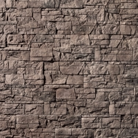 Декоративный камень Royal Legend Коста-Брава серо-коричневый 11-680 (485/290/185x97x15-20) -