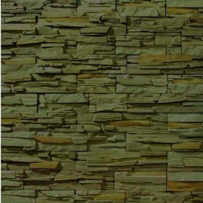 Декоративный камень Royal Legend Бернер Альпен оливковый 13-650 (440/245/185x95x20-30)