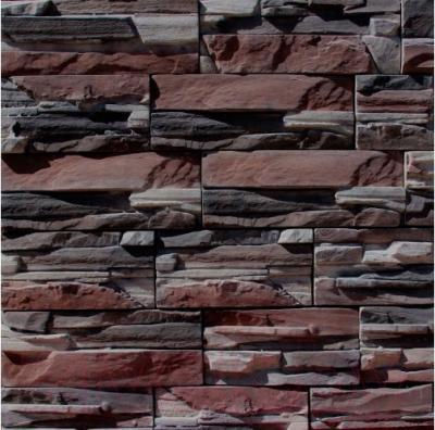 Декоративный камень Royal Legend Бернер Альпен бежево-коричневый с серым 13-189 (440/245/185x95x20-30)