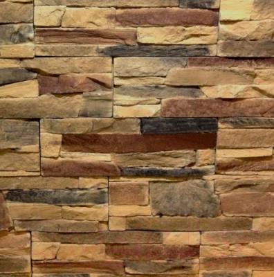 Декоративный камень Royal Legend Петра коричнево-черно-бежевый 02-689 (297x97x15-20)