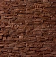 Декоративный камень Royal Legend Петра коричневый 02-780 (297x97x15-20) -