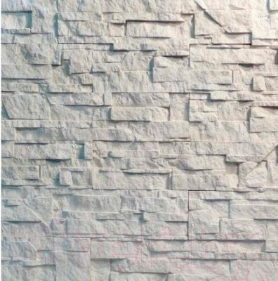 Декоративный камень Royal Legend Голарда белый 19-010 (470/280/187x93x10-35)