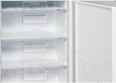 Холодильник с морозильником LG GA-B419SMQL - морозильная камера