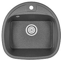Мойка кухонная Granula GR-5050 (графит) -