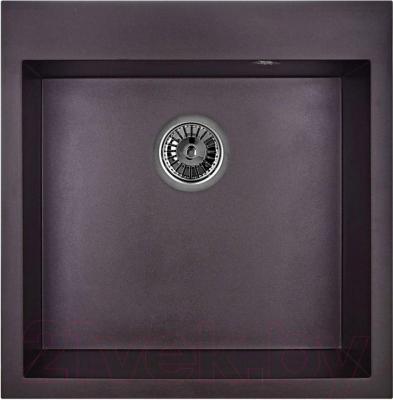 Мойка кухонная Granula GR-5102 (шоколад)