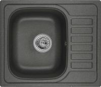 Мойка кухонная Granula GR-5801 (графит) -