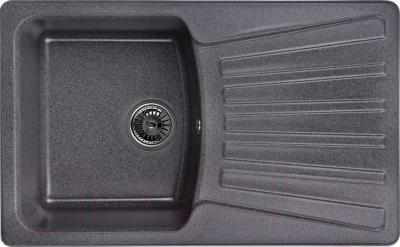 Мойка кухонная Granula GR-8001 (графит)