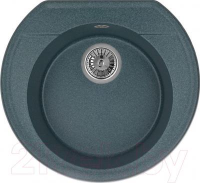 Мойка кухонная Granula GR-5301 (графит)