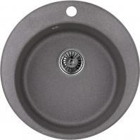 Мойка кухонная Granula GR-4801 (графит) -
